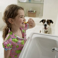 Ask the Dentist: Keep kids to a good toothbrushing routine in the pandemic