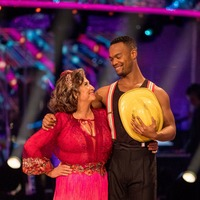 Caroline Quentin on Strictly lick: Johannes was completely complicit