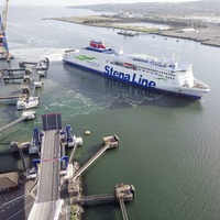 Graham completes new £15m terminal at Belfast Harbour