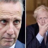 Ian Paisley slams Boris Johnson over north's Brexit supermarket shortages