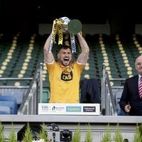 Antrim's Conor McCann: split season can help solve GAA fixtures problem
