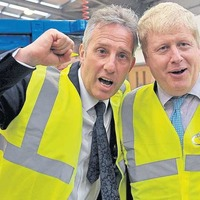 Boris Johnson claims Brexit 'teething problems' can be fixed as Ian Paisley says Northern Ireland 'screwed over'
