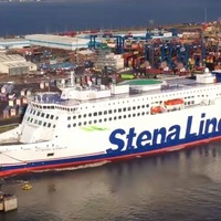 Stena Lina sends new Belfast ferry to Rosslare in 'Brexit-busting move'