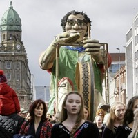 St Patrick's Day celebrations in Belfast cancelled due to coronavirus pandemic
