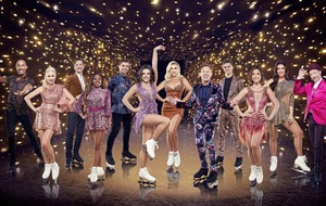 Sleb Safari: Dancing On Ice steals The Jump's crown as the most dangerous show on TV
