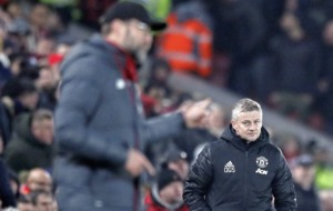 Manchester United boss Solskjaer eyes an 'upset' against Liverpool at Anfield