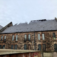 Belfast multicultural centre fire treated as hate crime