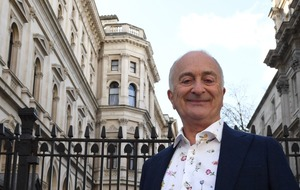Sir Tony Robinson on 'very different' reboot of Maid Marian And Her Merry Men