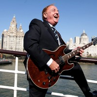 'Devastated' family of Gerry Marsden hold his funeral near River Mersey