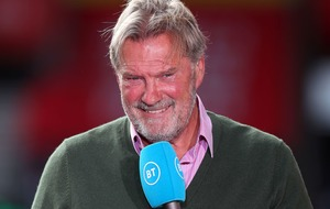 Glenn Hoddle: I was so nervous about performing in The Masked Singer