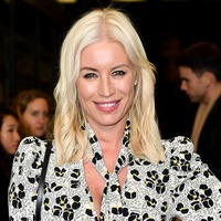 Denise van Outen taken to hospital after fall during Dancing On Ice rehearsal