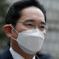 South Korean court gives Samsung heir prison term over bribery