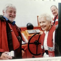 Anne Hailes: Efforts to keep RNLI afloat all at sea says veteran fundraiser Pauline