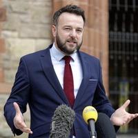 SDLP leader Colum Eastwood tells of regret at Seamus Heaney social media post