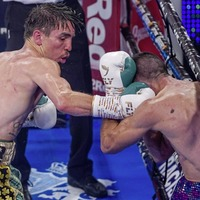 Michael Conlan returns to training as Dunlop signs former Scotland rugby star Nick Campbell