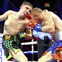 Michael Conlan hoping for Feile Fall's Park world title fight