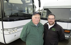 Just £97 in bank - so coach firm forced to diversity into haulage