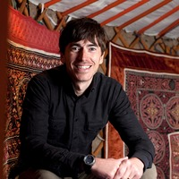 Simon Reeve admits he was wound up by viewers who thought he was a 'toff'