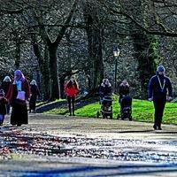 Paddy Heaney: walk the walk, but talking the talk is vital too