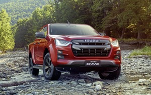 New D-Max adds refinement to Isuzu pick-up's toughness