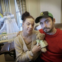 North Belfast couple left 'devastated' following loss of baby boy