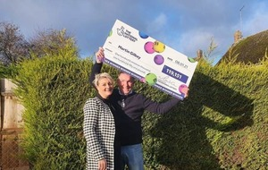 Lucky carrots lead to £119,000 EuroMillions prize for Northampton couple