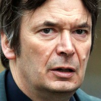 Ian Rankin tells of 'tough' year being unable to hug disabled son