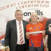 Tyrone appoint Ardboe's legendary Patsy Forbes honorary president