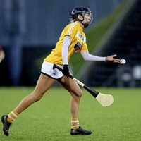 The sooner we can get going this year the better, says Saffron camogie Star, Niamh Donnelly