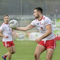 I still need to get up to speed in GAA admits Tyrone's Conor McKenna