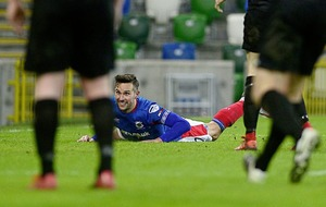 'I've learned so much more about the game as I've got older' - Linfield's Andy Waterworth