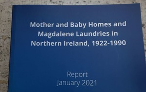 Key information from the mother and baby home report