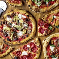 Eating Out: Sour Bake, where the best side dish for a pizza is... more pizza