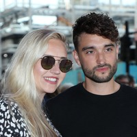 The Wanted star Tom Parker gets Covid jab amid brain tumour treatment