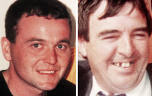 12,000 pages of evidence in case involving double killing of Gary Convie and Eamon Fox