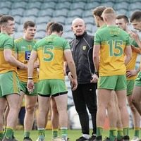 Academy can help keep Donegal at the top table says boss Declan Bonner