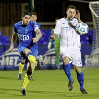 Playing for Cliftonville was an offer I couldn't refuse: Kris Lowe
