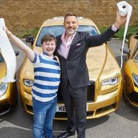 David Walliams' Billionaire Boy to make return to the stage