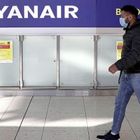 Ryanair pulls all GB flights to NI as it faces 'most challenging year' in 35-year history