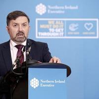 Health Minister Robin Swann 'blindsided' by Republic's AstraZeneca vaccine move