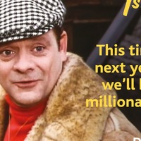 Royal Mail celebrates 40th anniversary of Only Fools And Horses with new stamps