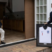 David Beckham hails Captain Sir Tom Moore as the 'very best of British'
