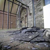 Arrests over arson attack on Belfast Multi-Cultural Association