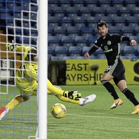Albian Ajeti eyes road to recovery with Celtic after scoring return