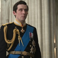 The Crown's Josh O'Connor reacts to Golden Globe nomination
