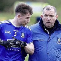 'Seldom in life does one of the best football coaches in Ireland become available at a time when you want him'