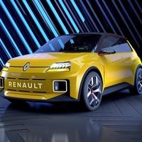 Renault gives the Super-Cinq an EV reboot