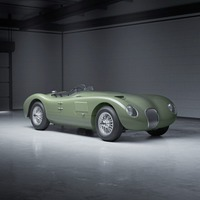 Jaguar goes back to the future to continue C-type story