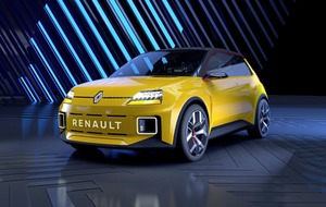 Renault gives the Super-Cinq an EV reboot