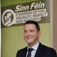 Sinn Fein MP John Finucane tipped to be in the running for next President of Ireland